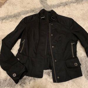 Express motto jacket